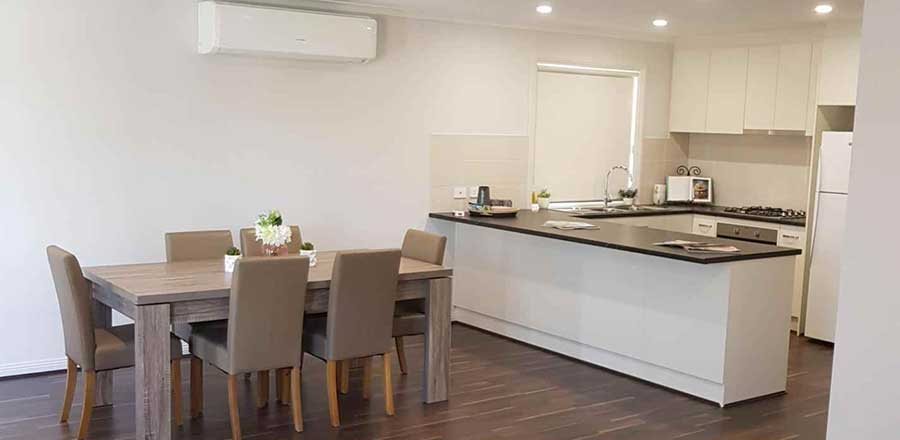 Open Plan Kitchen & Dining - Spec Home 48