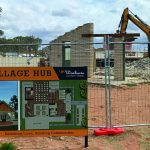 Demolition | New Village Hub Construction